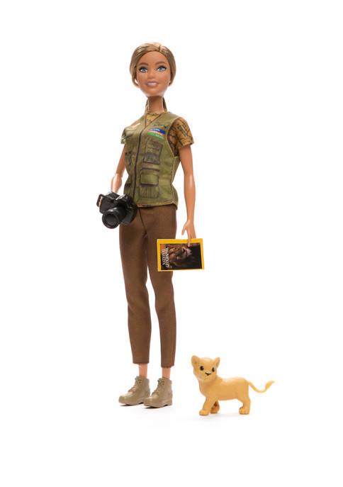 You Can Be Anything: Photo Journalist Doll Set