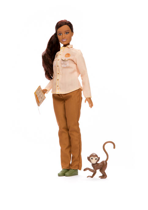 You Can Be Anything: Wildlife Conservationist Doll Set