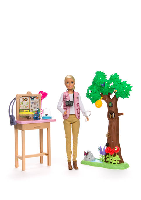 Barbie You Can Be Anything: Entomologist Doll