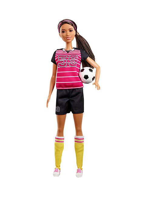 Barbie® 60th Anniversary Athlete Doll