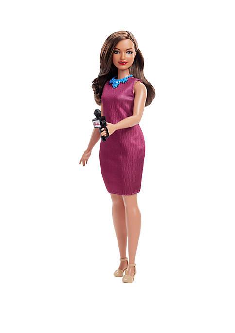 Mattel Barbie® 60th Anniversary News Anchor Doll
