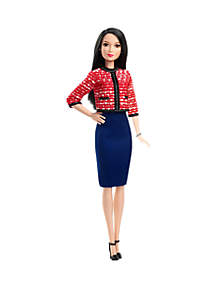 Mattel Barbie® 60th Anniversary Political Candidate Doll