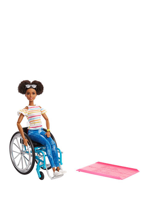 Wheelchair Accessory + Doll