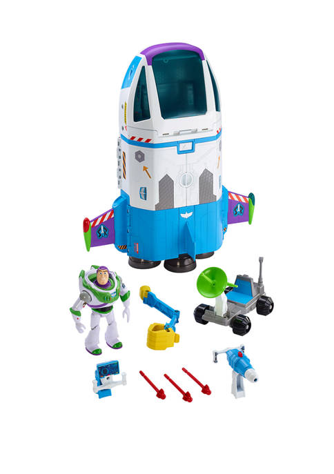 Toy Story Buzz Lightyear's Star Command Spaceship
