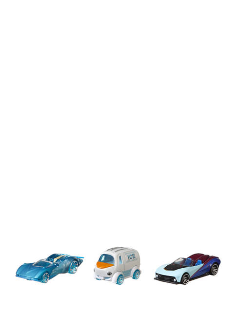 Frozen Character Car Bundle