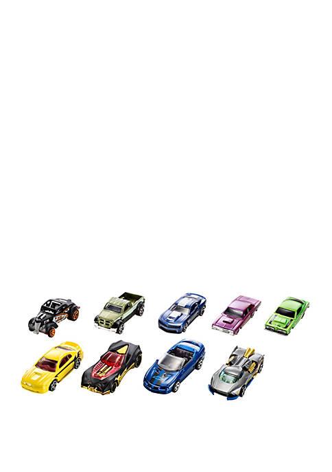 9 Pack Basic Car