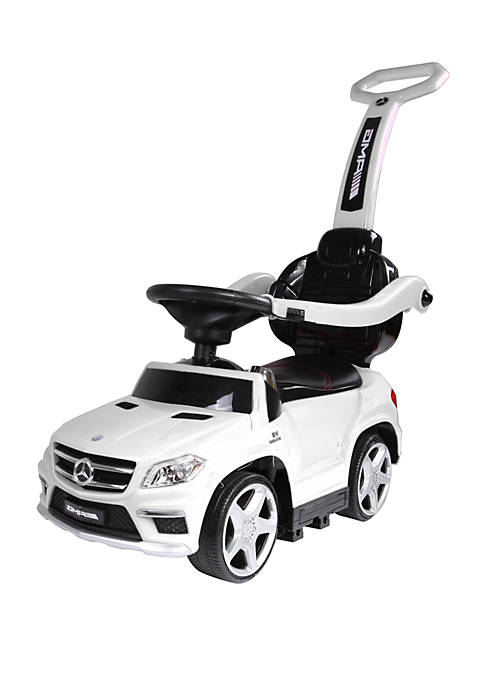 Best Ride On Cars 4 in 1 Mercedes