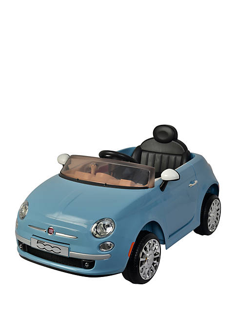 Best Ride On Cars Fiat 500 12V