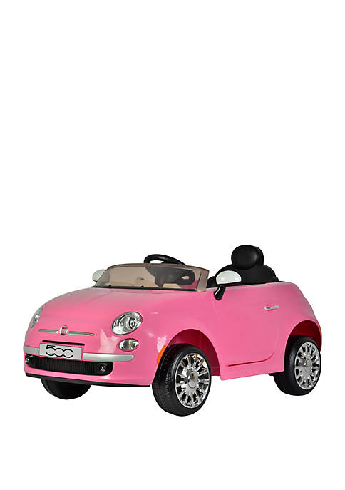Best Ride On Cars Fiat 500 12V Ride
