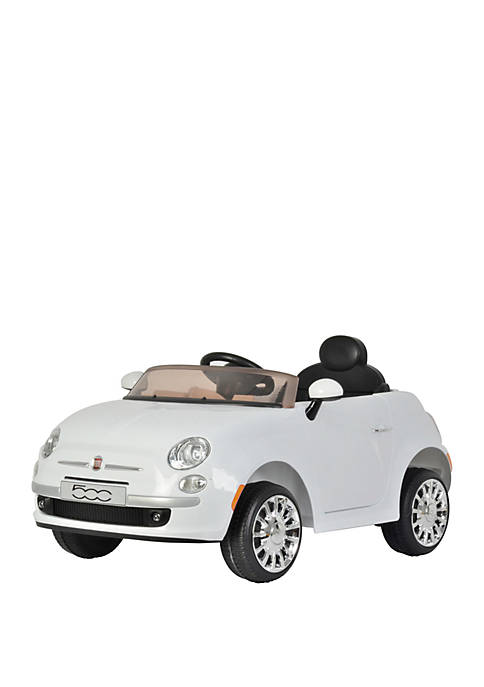 Best Ride On Cars Fiat 500 12V