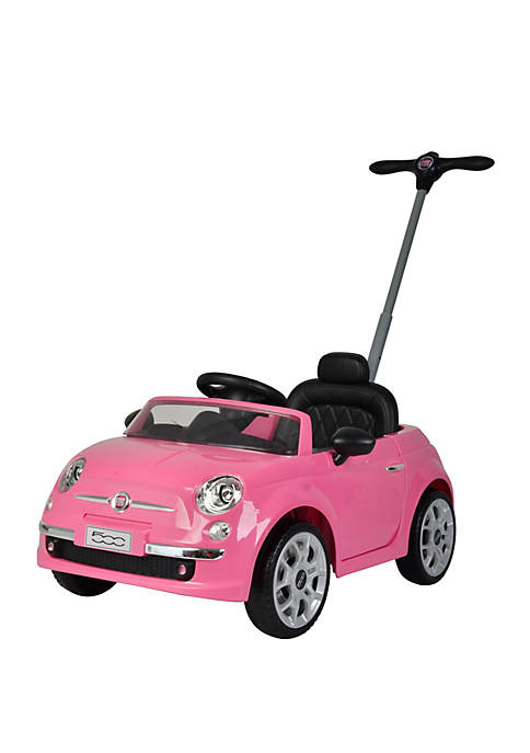 Best Ride On Cars Fiat 500 Push Car