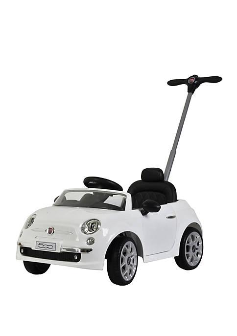 Fiat 500 Push Car