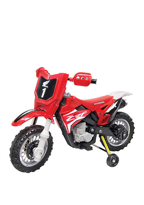 Best Ride On Cars Honda CRF250R Dirt Bike