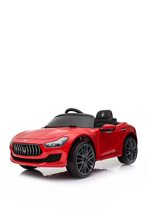 Best Ride On Cars Maserati Ghibli 12V Ride