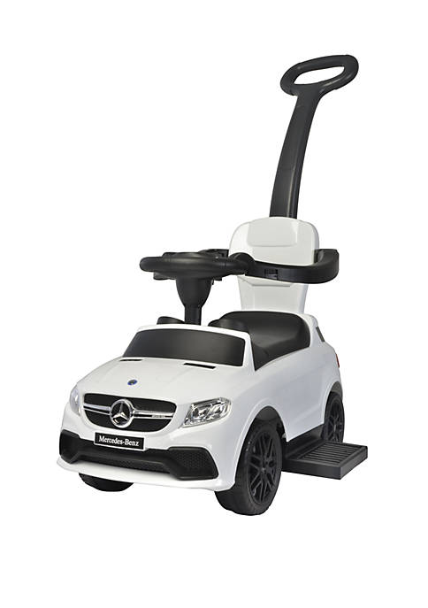 Best Ride On Cars Mercedes 3 in 1