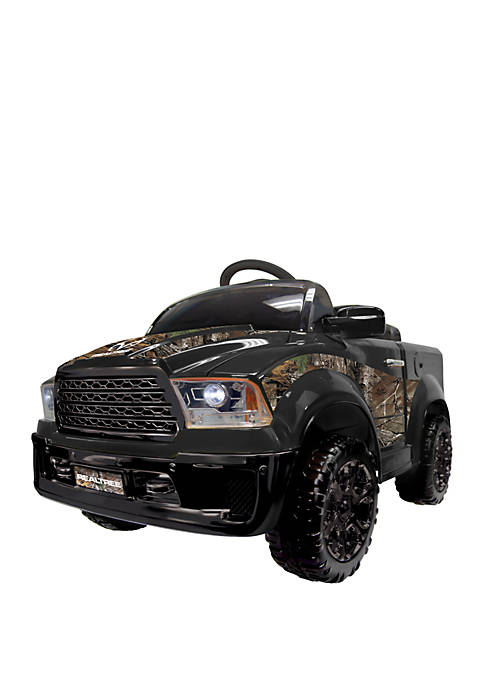 Best Ride On Cars Realtree Truck 12V