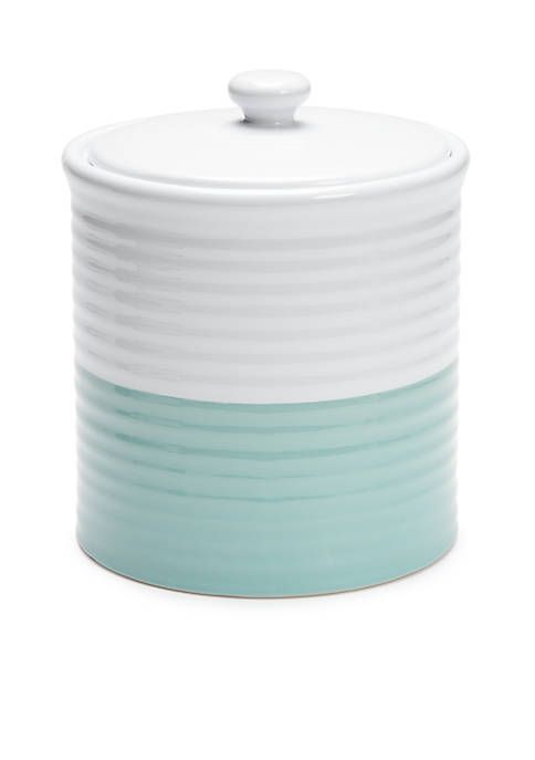 Crown & Ivy™ Medium Ceramic Canister
