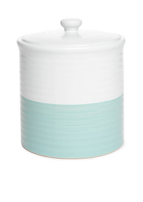 Crown & Ivy™ Small Ceramic Canister