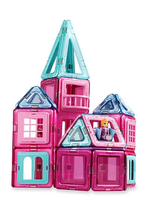 Magformers Princess Castle 78-Piece Set