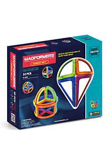 Magformers Unique 30-Piece Set