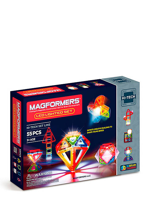 Magformers Light Show 55 Piece Set
