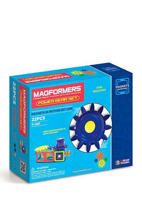 Magnets in Motion 22-Piece Power Set