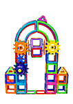 Magnets in Motion 83-Piece Power Gear Set