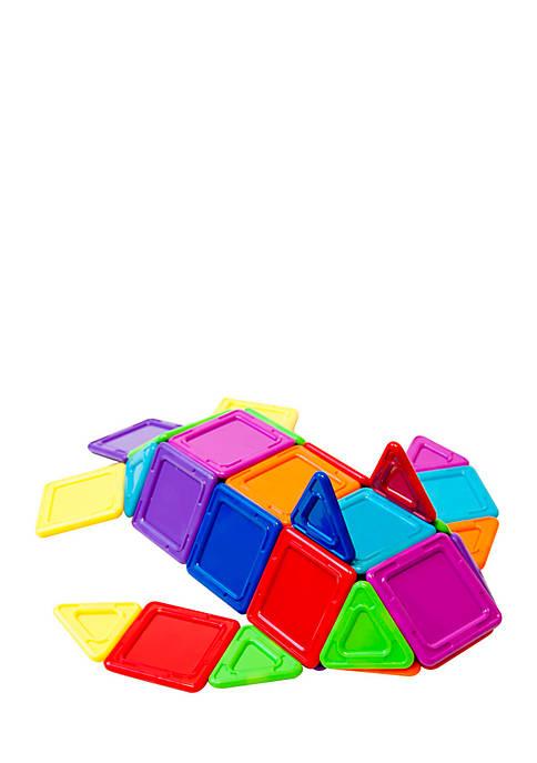Solids Opaque Rainbow 40-Piece Set
