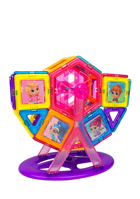 Magformers Shimmer and Shine Carnival 64-Piece Set