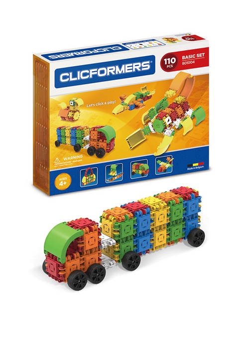 Magformers Clicformers Basic 110 Piece Set