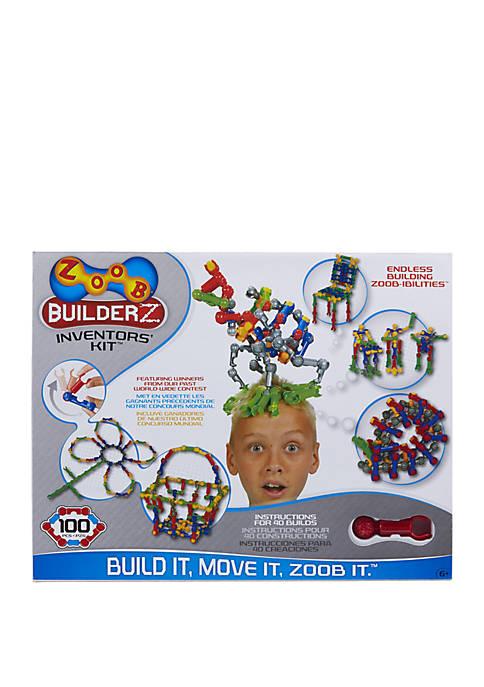 ZOOB BuilderZ Inventors Kit