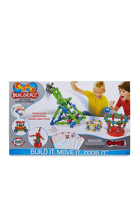BuilderZ S.T.E.M. Challenge