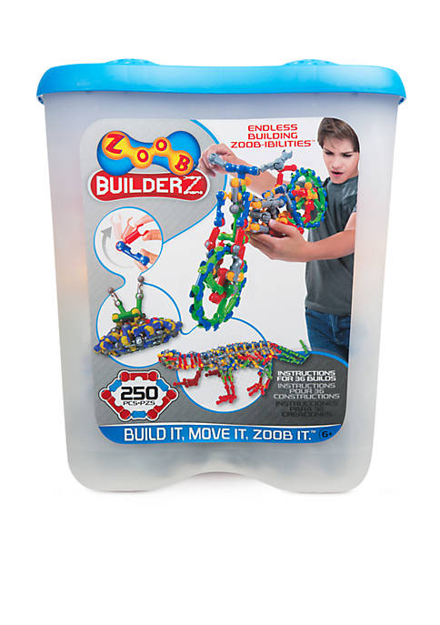 BuilderZ 250 Piece Kit