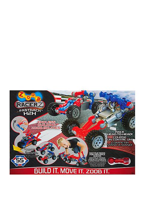 ZOOB RacerZ Fastback H2H