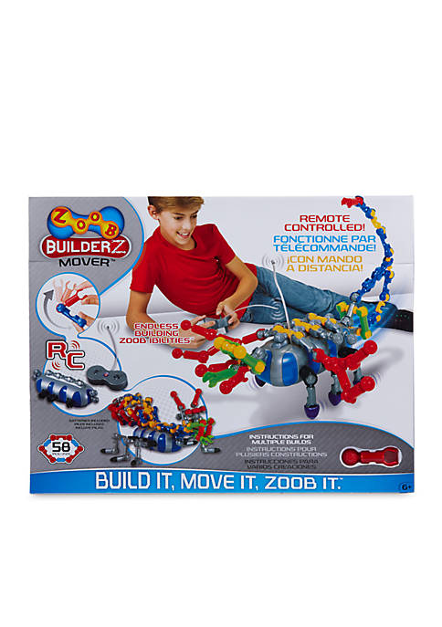 BuilderZ RC Mover Kit