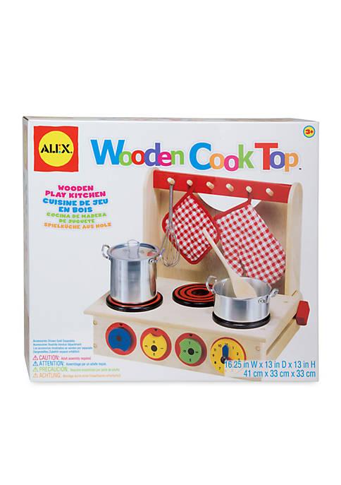 Wooden Cook Top