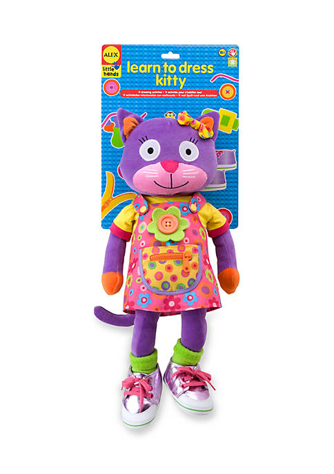 Alex Toys Discover Learn To Dress Kitty