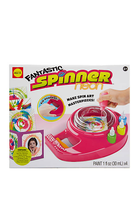 Art Fantastic Spinner Neon