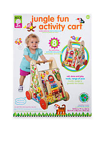 Jungle Fun Activity Cart