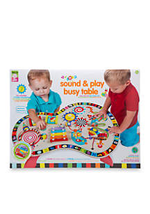 Sound and Play Busy Table