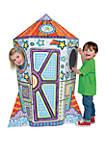 Craft Color a Rocket Childrens Kit