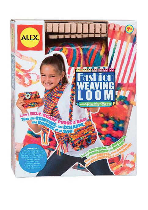 Alex Toys Craft Fashion Weaving Loom