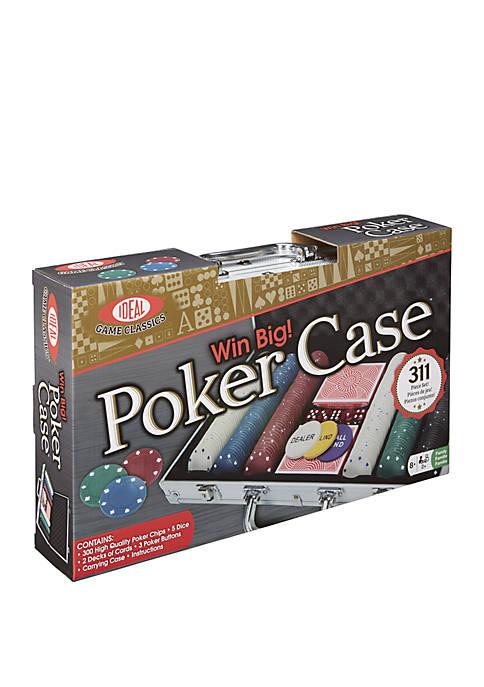 Ideal Win Big! Poker Case