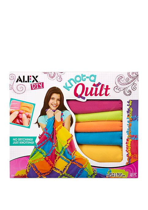 Alex Toys DIY Knot A Quilt