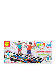 Pretend Gigantic Step and Play Piano