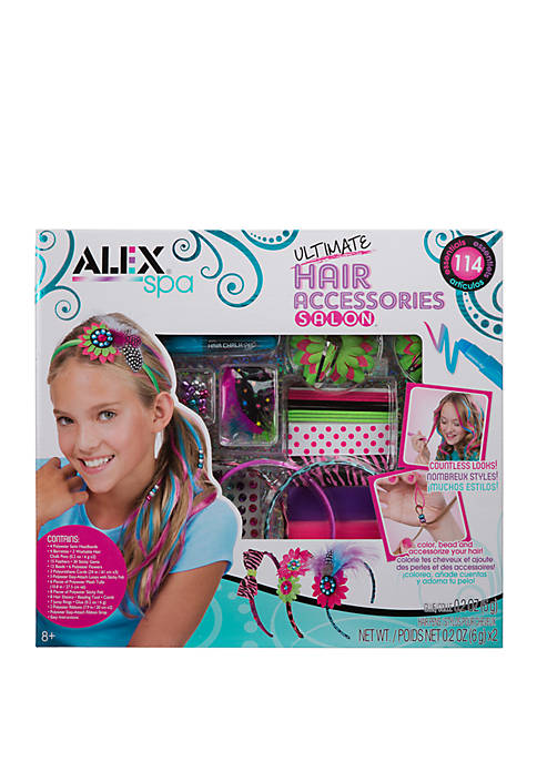 Alex Toys Spa Ultimate Hair Accessories Salon