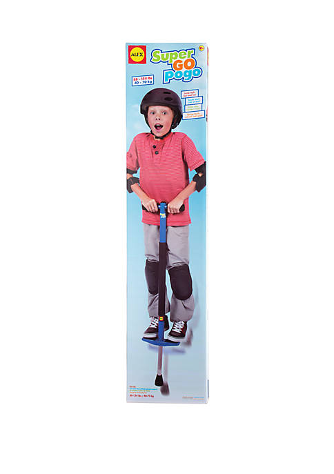 Active Play Super Go Pogo Stick