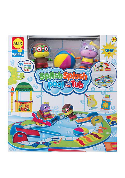Alex Toys Rub a Dub Splish Splash Pool