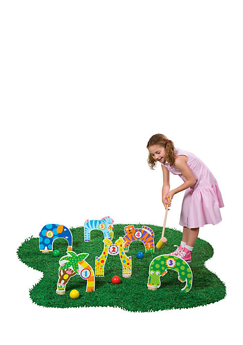 Active Play Jungle Croquet