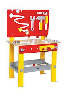 Janod Bricolo Redmaster DIY Workbench